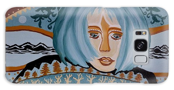 Belonging Galaxy Case