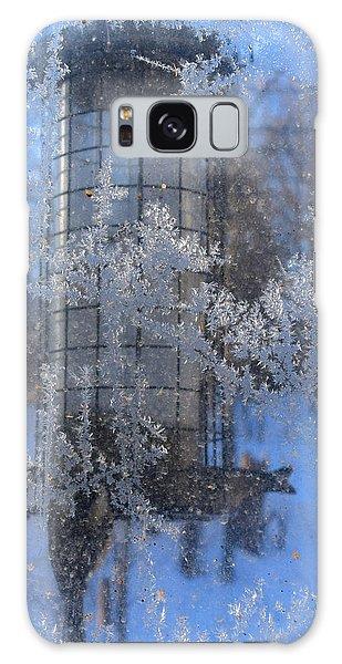 Below Zero Galaxy Case by R  Allen Swezey