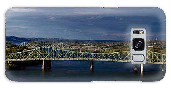 Belpre Bridge Galaxy Case