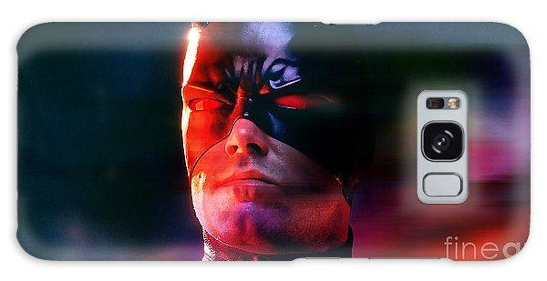 Ben Affleck Daredevil Galaxy Case by Marvin Blaine