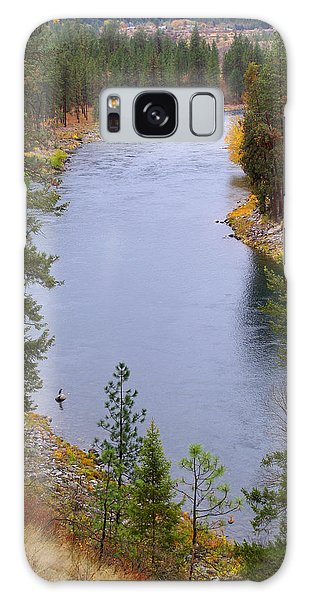 Bend In The River Galaxy Case