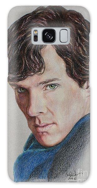 Benedict Cumberbatch Galaxy Case
