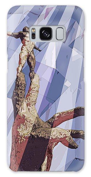 Benediction Galaxy Case by Matt Lindley
