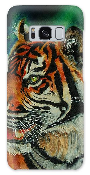 Bengal Galaxy Case by Jean Cormier