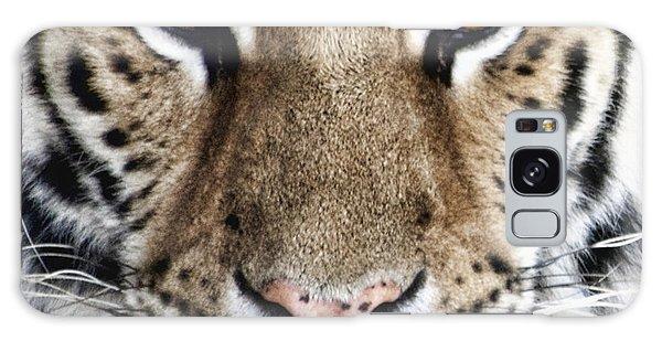 Bengal Tiger Eyes Galaxy Case