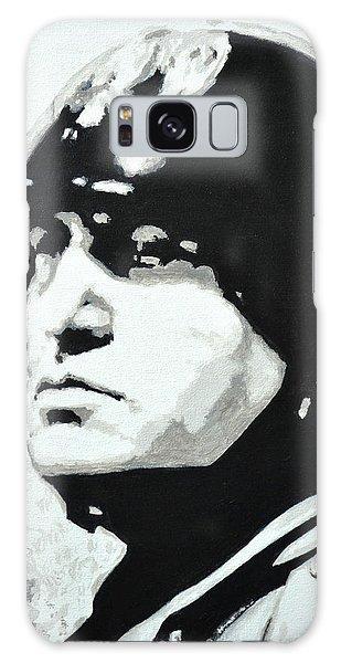 Benito Mussolini Galaxy Case by Victor Minca