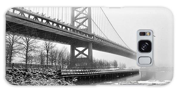 Benjamin Franklin Bridge Galaxy Case