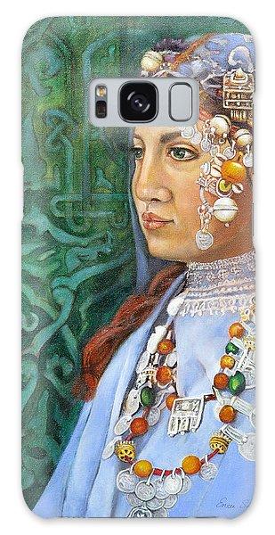 Berber Woman Galaxy Case