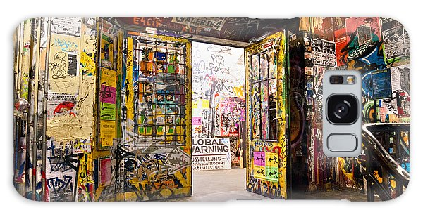 Berlin - The Kunsthaus Tacheles Galaxy Case by Luciano Mortula
