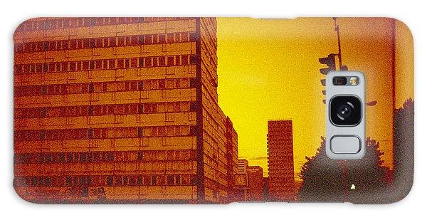 Berlin Galaxy Case - Berlin Street Ddr by Juan  Bosco