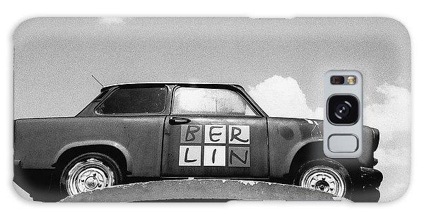 Berlin Trabant Galaxy Case by Dean Harte
