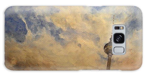 Berliner Sky Galaxy Case