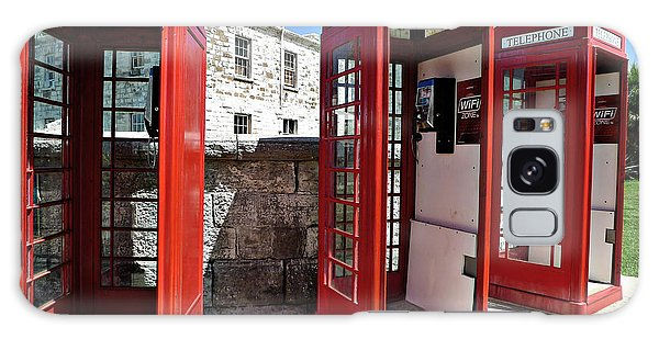 Bermuda Phone Boxes 2 Galaxy Case