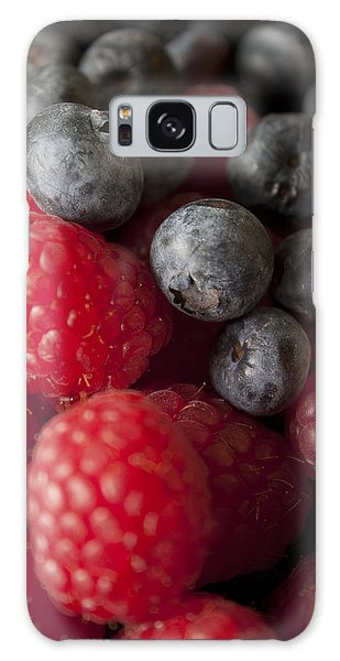 Berries Galaxy Case by Ivete Basso Photography