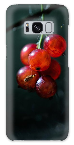 Galaxy Case featuring the photograph Berries by Leif Sohlman
