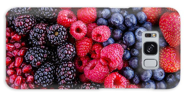 Berry Delicious Galaxy Case