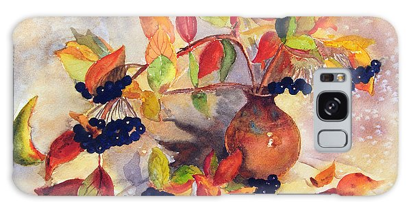 Berry Harvest Still Life Galaxy Case