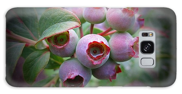 Berry Unripe Galaxy Case