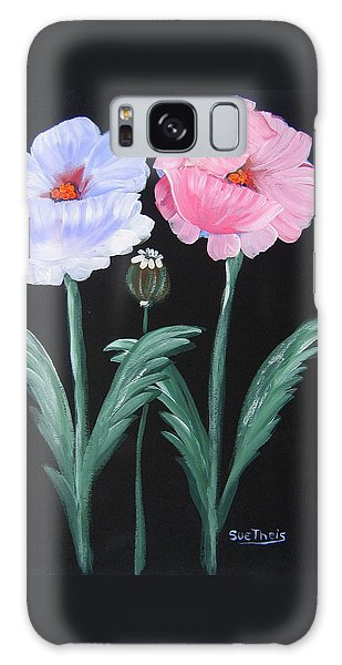 Best Buds Galaxy Case by Suzanne Theis