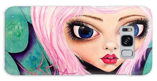 Best Friends Galaxy Case by Oddball Art Co by Lizzy Love