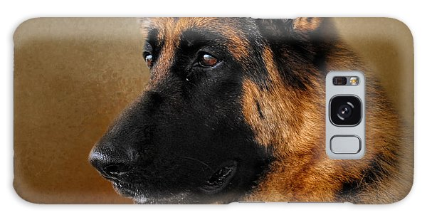 Best In Show - German Shepherd Galaxy Case