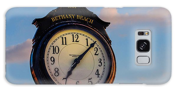 Bethany Beach Clock Galaxy Case