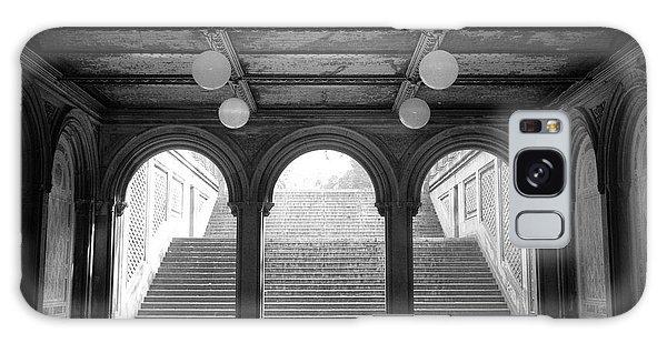 Bethesda Passage Central Park Galaxy Case by Dave Beckerman