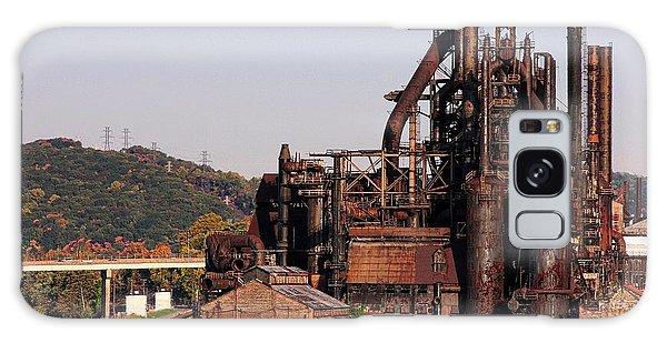 Bethlehem Steel # 8 Galaxy Case
