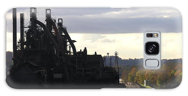 Bethlehem Steel On The Lehigh River Galaxy Case
