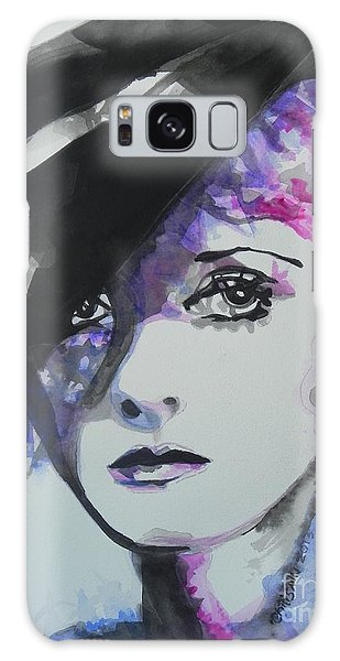 Bette Davis 02 Galaxy Case