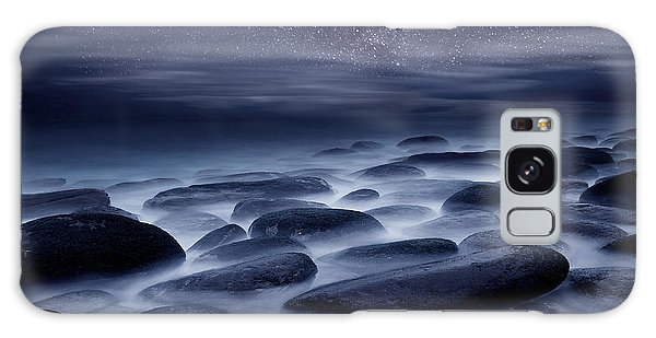 Beyond Our Imagination Galaxy Case by Jorge Maia