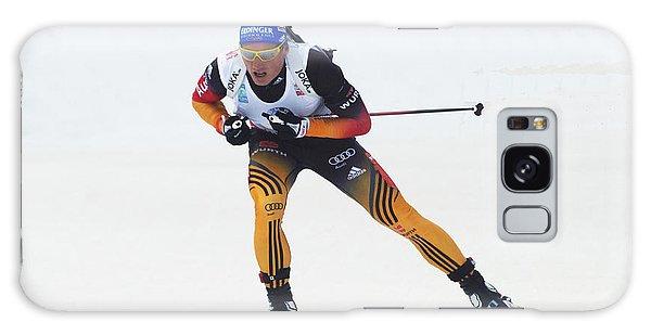 biathlete Erik Lesser Germany Galaxy Case