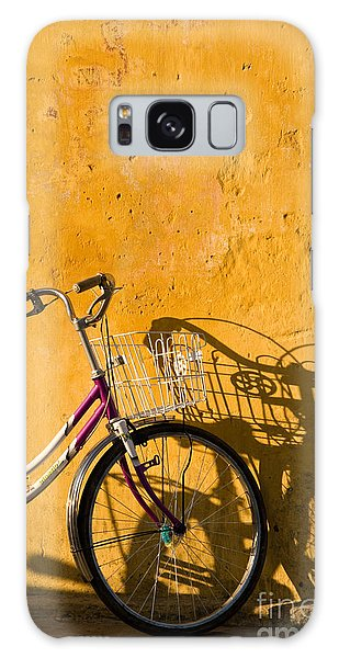 Bicycle 07 Galaxy Case