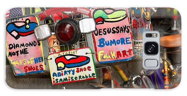 Bicycle Art Galaxy Case by Bob Pardue