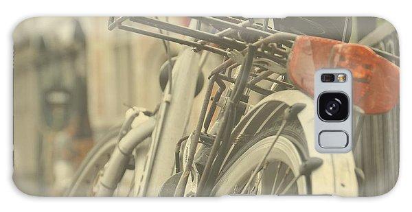 Bicycle Lane Galaxy Case