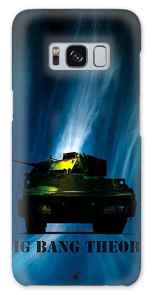 Weapons Galaxy Case - Big Bang Theory by Bob Orsillo
