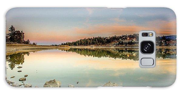 Big Bear Lake Galaxy Case by Robert  Aycock