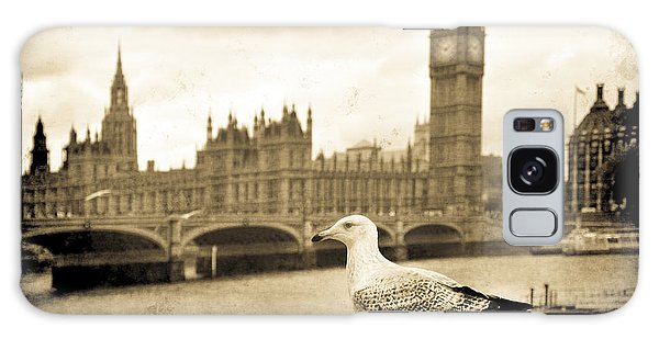 Big Ben And The Seagull Galaxy Case