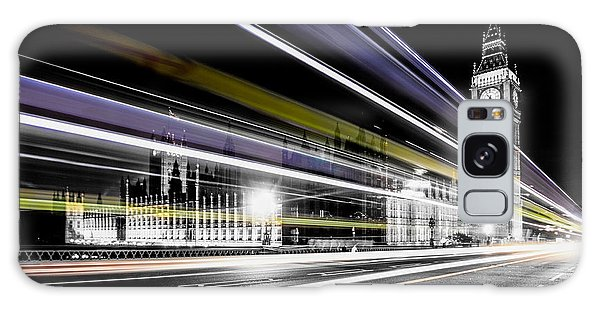 Houses Of Parliament Galaxy Case - Big Ben And Westminster by Ian Hufton