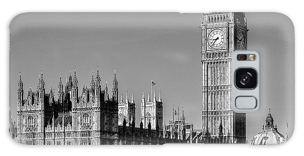 Houses Of Parliament Galaxy Case - Big Ben by John Farnan