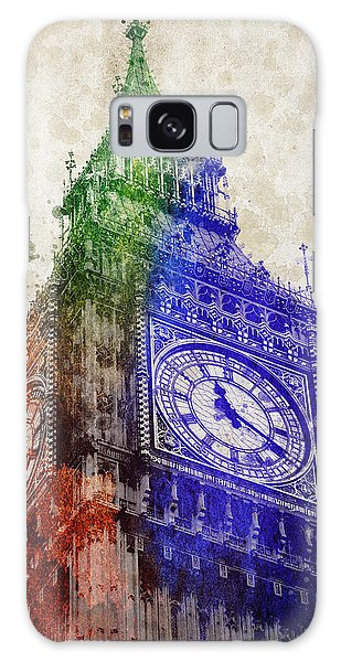 Big Ben London Galaxy Case by Aged Pixel