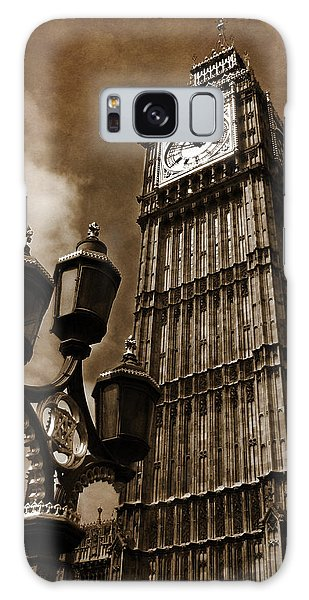 Houses Of Parliament Galaxy Case - Big Ben by Mark Rogan