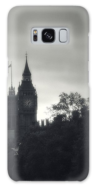Big Ben Galaxy Case by Rachel Mirror