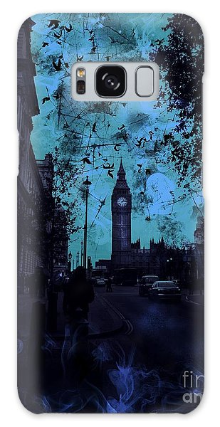 Big Ben Street Galaxy Case