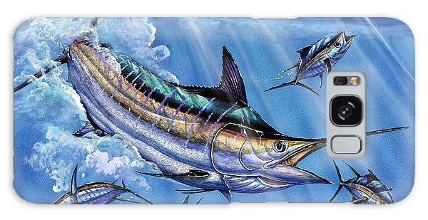 Big Blue And Tuna Galaxy Case