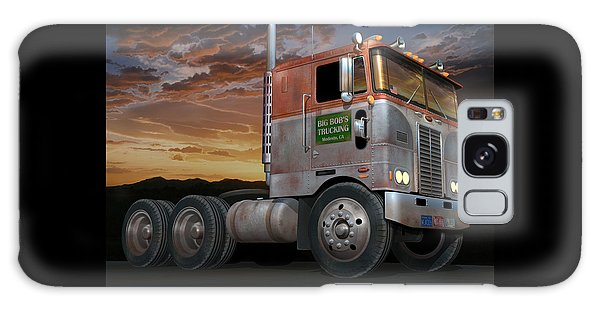Big Bob's Cabover Galaxy Case
