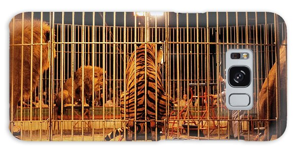 Controversial Galaxy Case - Big Cat Circus Act by Ton Kinsbergen