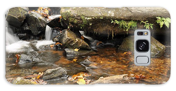 Big Crabtree Creek Near The Blue Ridge Parkway Galaxy Case