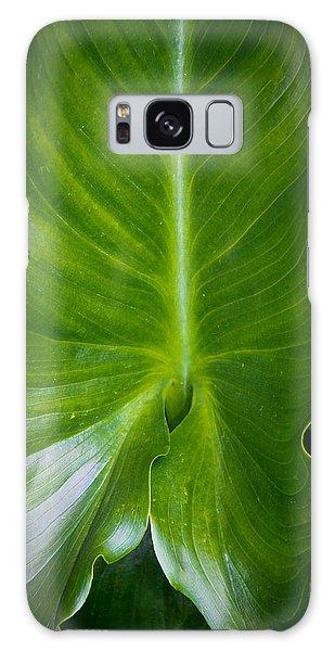 Big Green Galaxy Case by Aaron Berg
