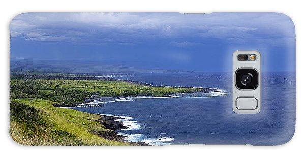 Big Island Storm Galaxy Case